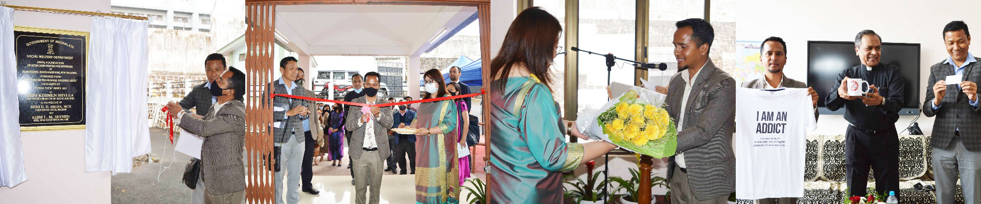 Kripa Foundation De-Addiction Centre for Juveniles inaugurated